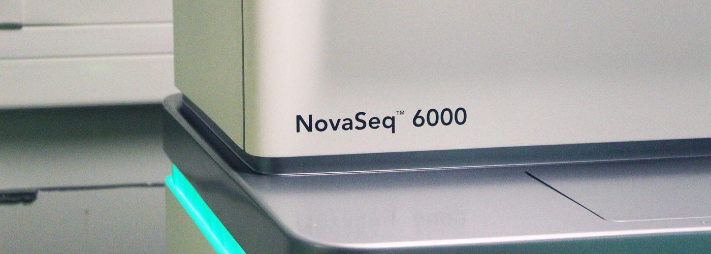 NovaSeq 6000 - Séquençage Génome